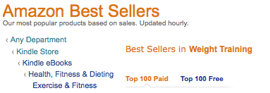Amazon Bestsellers - Exercise & Fitness - Weight Training